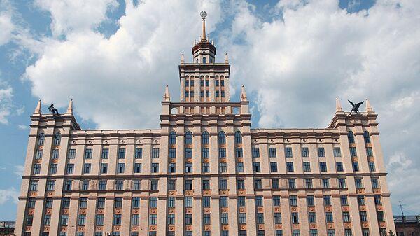 Южно-Уральский государственный университет в Челябинске