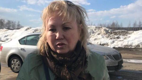 Танзилия Комкова