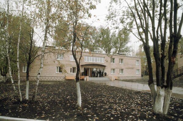 Один из российских детских домов. Архив