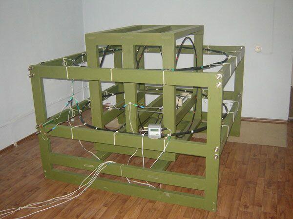 Гипомагнитная установка
