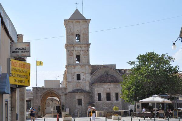 Церковь святого Лазаря в Ларнаке, Республика Кипр