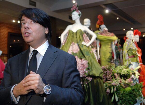 Выставка Валентина Юдашкина Тайны Haute Couture. Архив