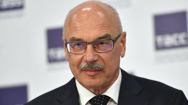 Глава Контртеррористического управления ООН Владимир Воронков