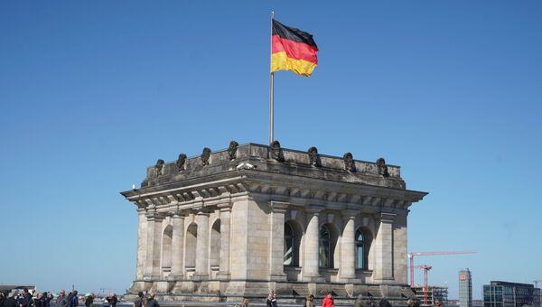Рейхстаг в Берлине, Грмания