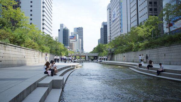 Сеул, Южная Корея. Архивное фото