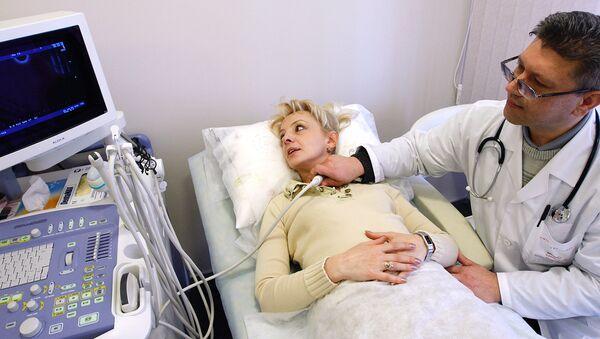 Валерий Крылов: Радиоактивный йод побеждает рак щитовидной железы