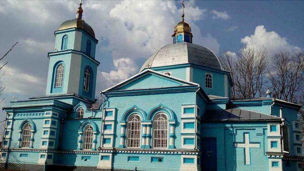 Успенский храм в селе Птичья Ровенского района
