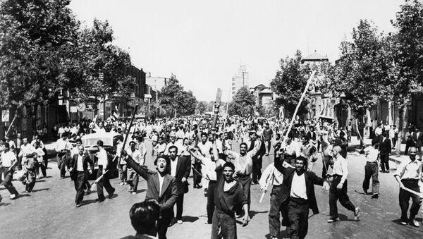 Государственный переворот в Иране. Тегеран, 1953 год