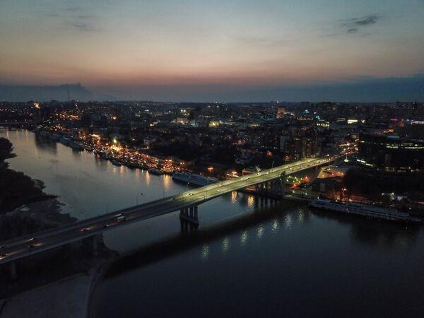 Вид на Ростов-на Дону