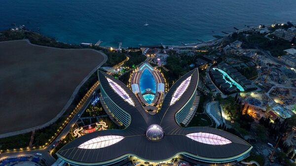 Пятизвездочный отель Mriya Resort & Spa в Ялте