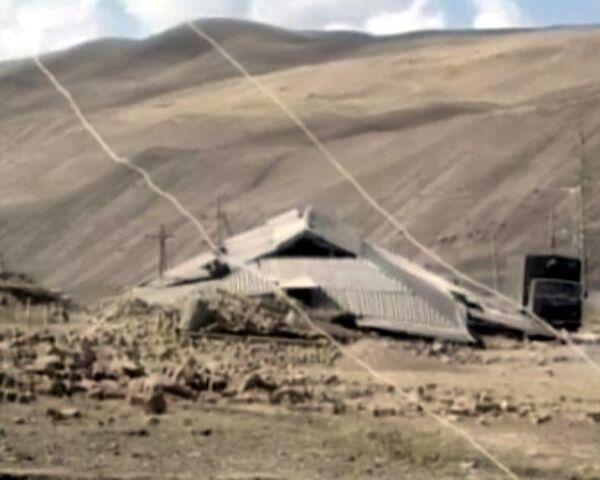 Мощное землетрясение в Киргизии: погибли более 70-ти человек