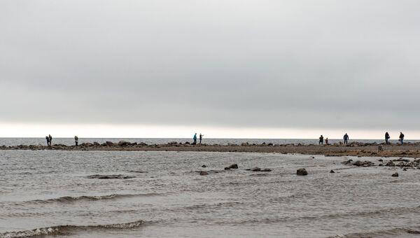 Санкт-Петербург, Финский залив