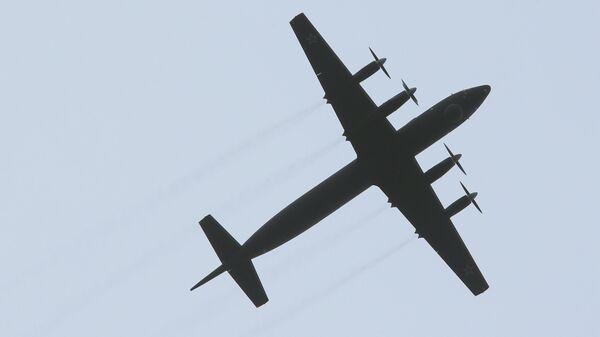 Ил-38. Архивное фото