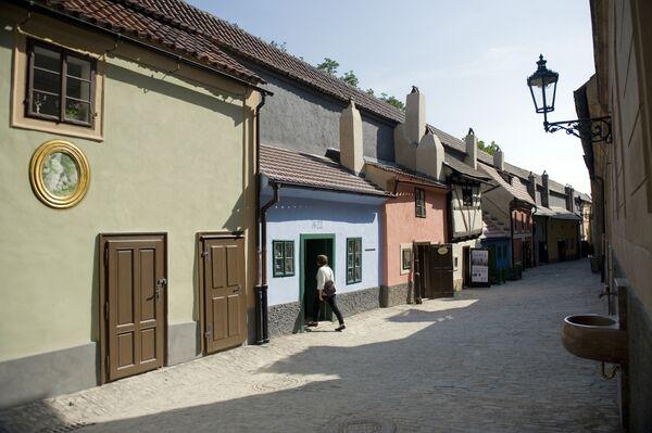 Злата улочка, Прага