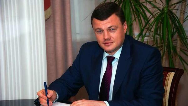 Глава администрации Тамбовской области Александр Никитин