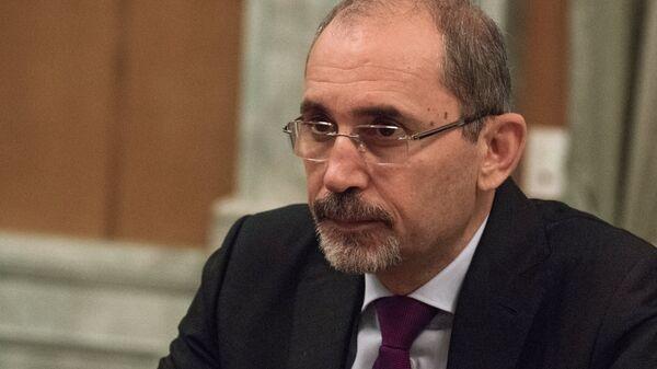 Министр иностранных дел Иордании Айман Сафади