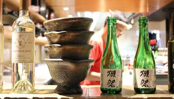 Ресторан японской кухни