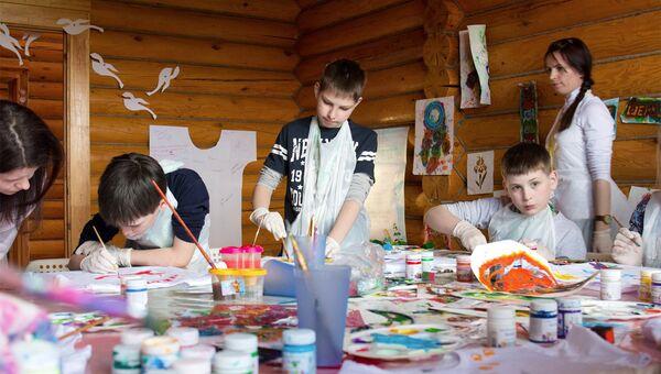 В Шередарь приехали дети из 33 регионов РФ, Беларуси и Казахстана