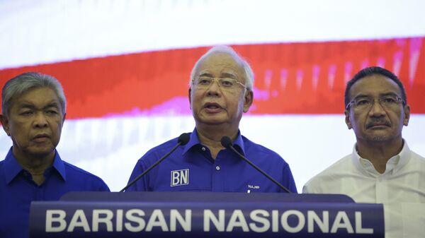 Премьер-министр Малайзии Наджиб Тун Разак. Архивное фото