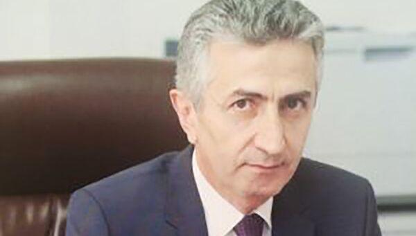 Генеральный директор ААЭС Мовсес Варданян