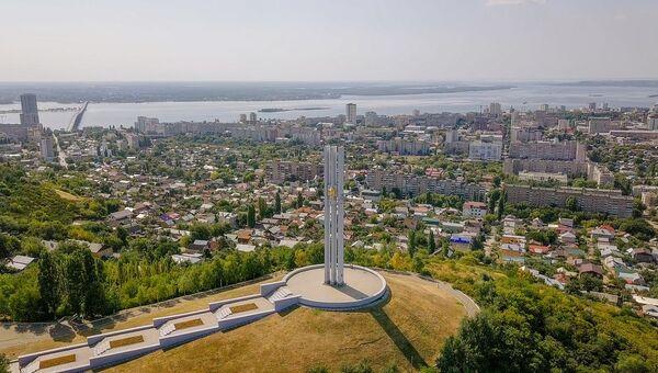Город Саратов. архивное фото
