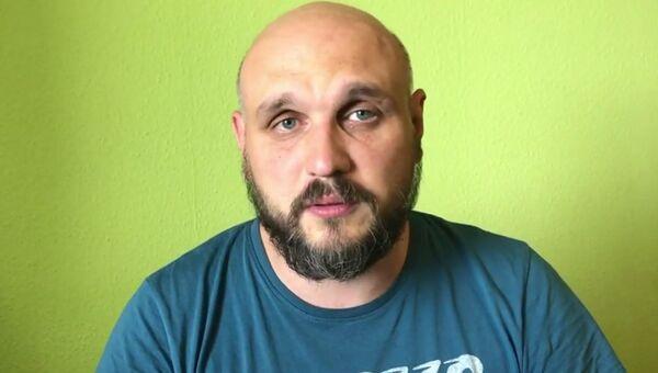 Журналист Александр Мединский