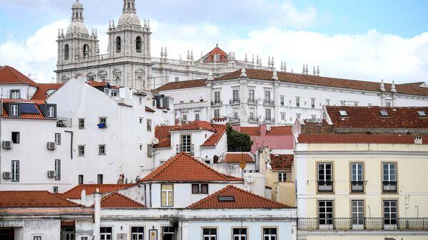 Церковь Святого Винсента в Лиссабоне