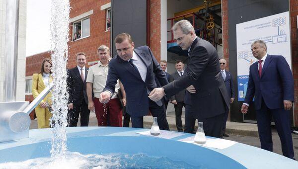 В Тульской области запустили проект Большая вода