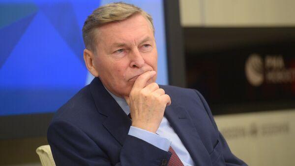Ректор РУДН Владимир Филиппов