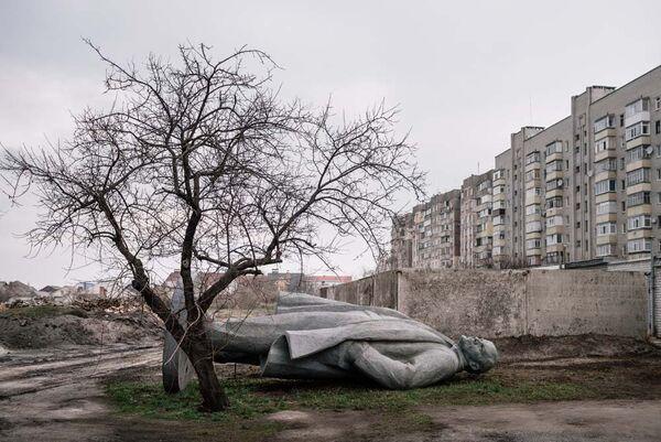 Кременчуг. 30 марта 2016. В поисках Ленина