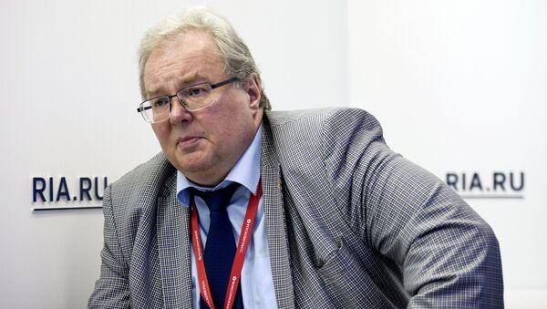 Профессор Санкт-Петербургского политеха, руководитель Центра компьютерного инжиниринга Алексей Боровков