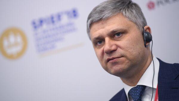 Глава РЖД Олег Белозеров. Архивное фото