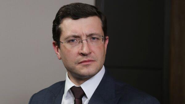 Временно исполняющий обязанности губернатора Нижегородской области Глеб Никитин