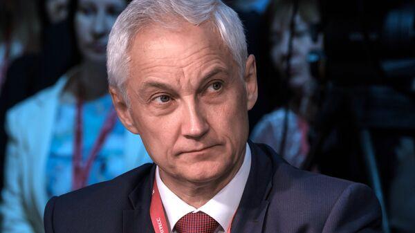Помощник Президента Российской Федерации Андрей Белоусов
