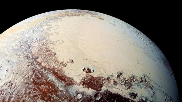Сердце Плутона выдало тайну его рождения ученым