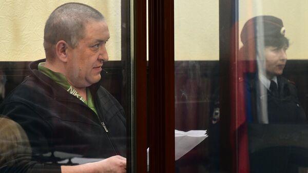 Григорий Терентьев в суде