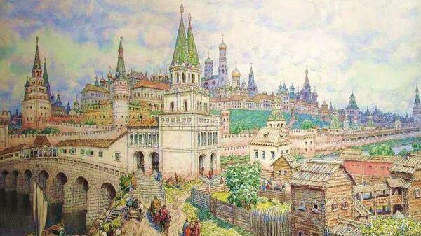 Кремль, 17 век