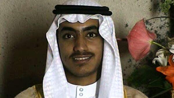 Сын Усамы бен Ладена Хамза Бен Ладен