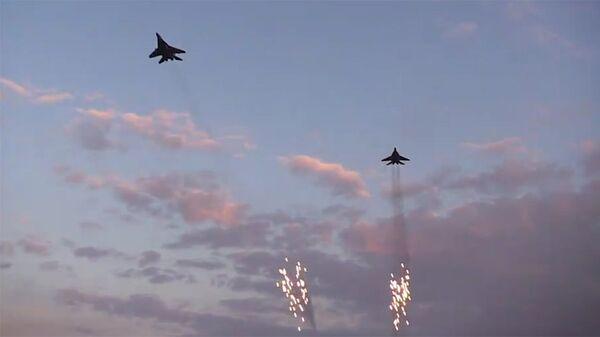 Авиация операции объединенных сил в Донбассе