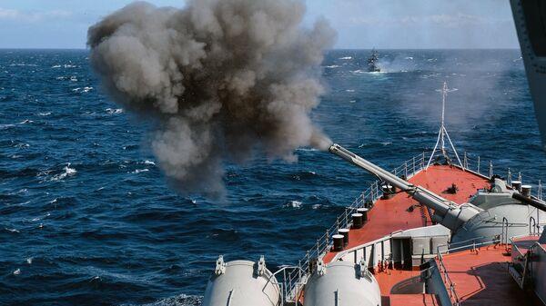 Военно-морские учения Кумжа – 2018