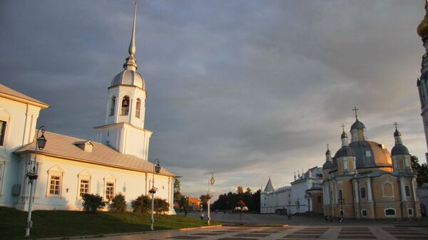 Город Вологда. Архивное фото