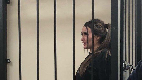 Кира Майер в суде. Архивное фото