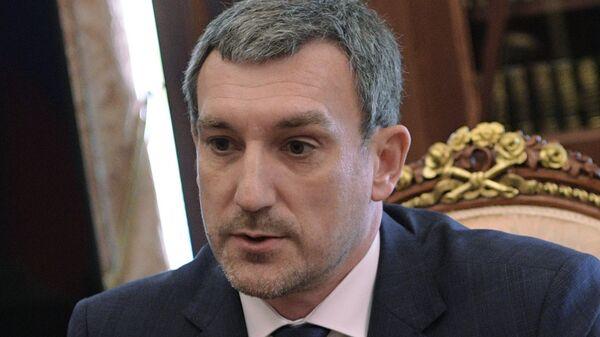 Временно исполняющий обязанности губернатора Амурской области Василий Орлов