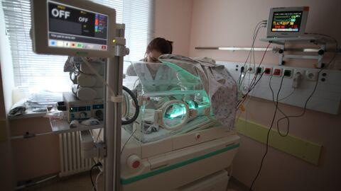Отделение реанимации новорожденных