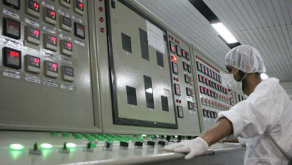 Исфаханский центр по обогащению урана в Иране. Архивное фото