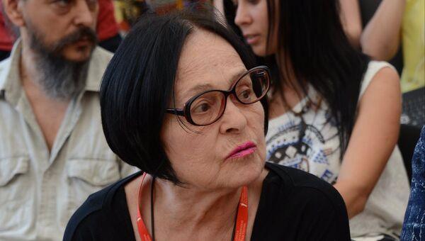 Режиссер Кира Муратова. Архивное фото