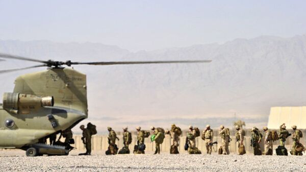 Солдаты Австралийской армии
