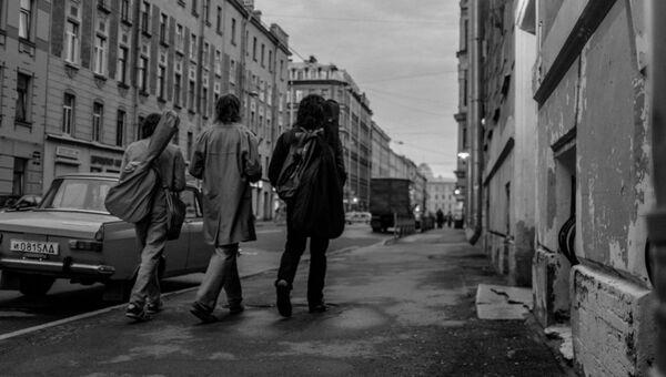 Кадр из фильма Кирилла Серебренникова Лето(2018)