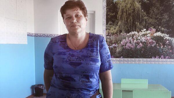 Сторож школы села Старая Суетка на Алтае Алена Регер