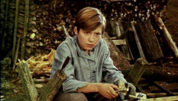 Кадр из фильма Кортик